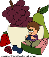 Berry Banner by MaidenofIron157