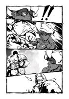 Scraped Comic 1 by Pokkuti