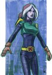 Daily Sketches Rogue by fedde