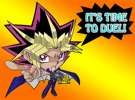 IT'S TIME TO DUEL! by Dbzbabe