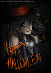 Happy Halloween 2012 by Ariake-chan
