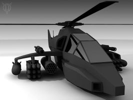 Attack Heli WIP by davecrypt