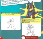 1How to draw Lucario by Sonic-for-ever