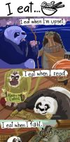 The Gags of Kung Fu Panda - 06 by galgard