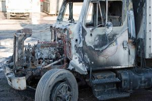 Burnt truck 11 by asaph70