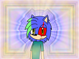 New Character:  Jak Shine the Hedgehog by SonicUS1000