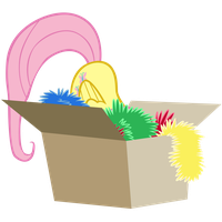 Fluttershy-In-A-Box by aeroyTechyon-X