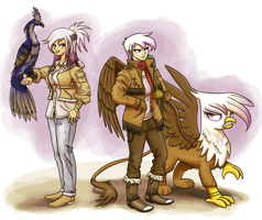 Gilda variants by King-Kakapo