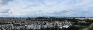 Edinburgh Panorama 3 by RobiSo