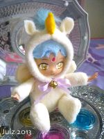 Helios Baby Doll by milky-tales