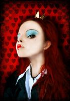 Red Queen -AIW contest by ImmortalAutumn