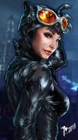 Catwoman by muttleymark