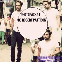 +PhotoPack Robert Pattinson (HQ) by CataxD
