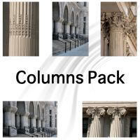 Columns Pack by sd-stock