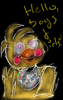 Toy Chica by Torri11