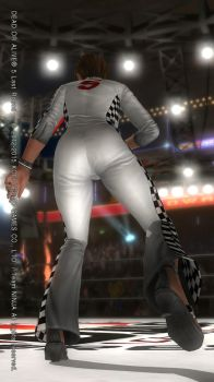 DEAD OR ALIVE 5 Last Round  Lisa16 by aponyan