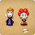 FIMO - Queens by buzhandmade