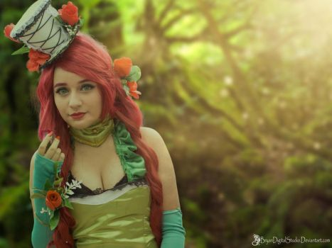 Poison Ivy- 1 of 2 by BryanDigitalStudio