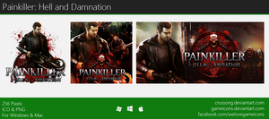 Painkiller: Hell and Damnation - Icon by Crussong