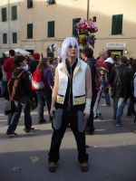 Riku cosplay by Feiuccia