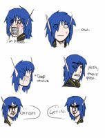 The Many Faces of Kishen by Ebulliently-Askew