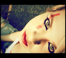 cat eyes by amour-etranger