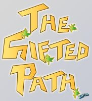 The Gifted Path Logo by PCHILL