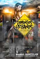 Urban Sundays Flyer by DeityDesignz