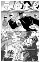 Fleeing Nazis by jollyjack