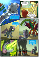 Fallout Equestria: Shining Hearts Page 3 of 10 by alfredofroylan2
