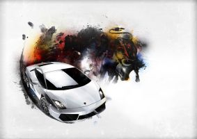 Lamborghini Concept by digitalshock