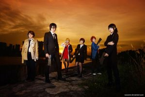 Psycho-Pass - Those Capable by vaxzone