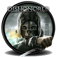 Dishonored icon by kikofakiko