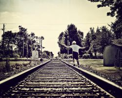 Stay on Track by Thors-Hammer77