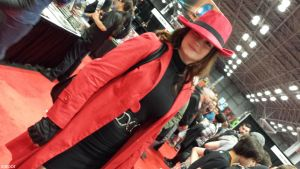 Carmen Sandiego? FOUND HER! by Kitedot