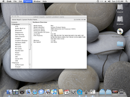 My first MAC OSX by ipapun