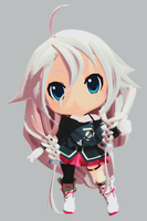 MMP - Nendoroid IA by xCOLOURz
