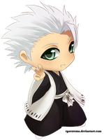 Kiriban: Toshiro Hitsugaya by ryocutema