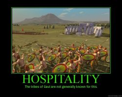HOSPITALITY by Haterius