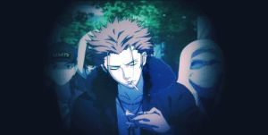 Mikoto Suoh GIF by ClockworkCrooked