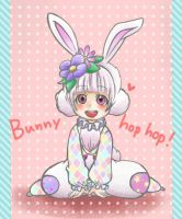 Easter Bunny dancer by chico-110