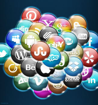 Free Social Media Icons by Almoutasemz