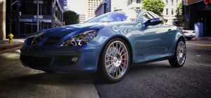 Mercedes-Benz SLK Roadster by TheImNobody
