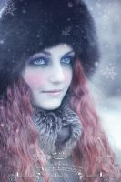 Another winter portrait by Fantasia-Art