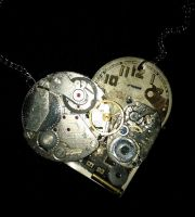 Steampunk Heart 7 by Lucky978
