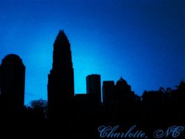 Charlotte NC by therickhoward