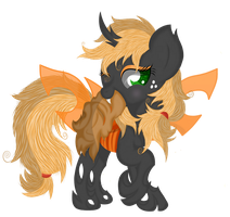 Apple Jack ( Changelings Vision) by Law44444