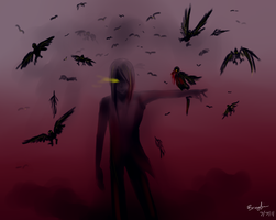 I am The Ravens by Brixyfire