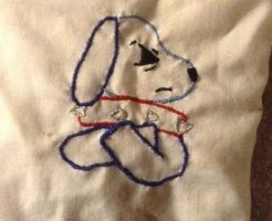 Ioryogi Handkerchief Embroidery by Moonbeam009