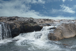 Premade Waterfall Stock by xGlassRaindropsStock